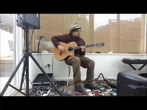 Boss RC1 Loop Pedal (Flamenco Looping By Karl Zumar)