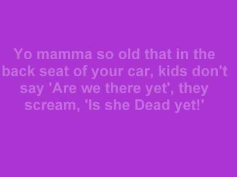 10 Super Funny Yo Mama Jokes