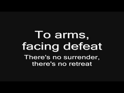Sabaton - Coat Of Arms (lyrics) HD