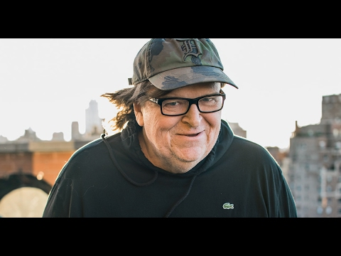 Michael Moore To Trump: 'Vacate You Russian Traitor'