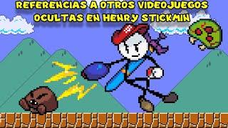 Referencias a Otros Videojuegos Ocultas en Henry Stickmin Collection (PARTE 1) - Pepe el Mago