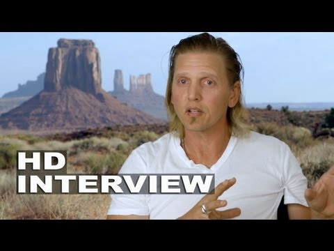 "The Lone Ranger: Barry Pepper ""Fuller"" On Set Interview"