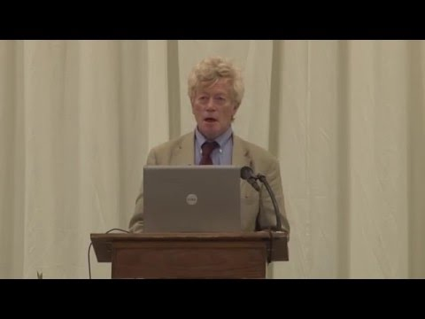 Roger Scruton - Architecture and Aesthetic Education