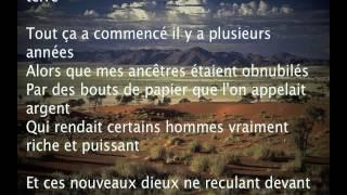 Plus rien - Les Cowboys Fringants Paroles (Lyrics)