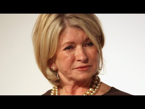 The Ugly Side Of Martha Stewart