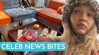 Gigi Hadid SHOWS OFF New York City Apartment!