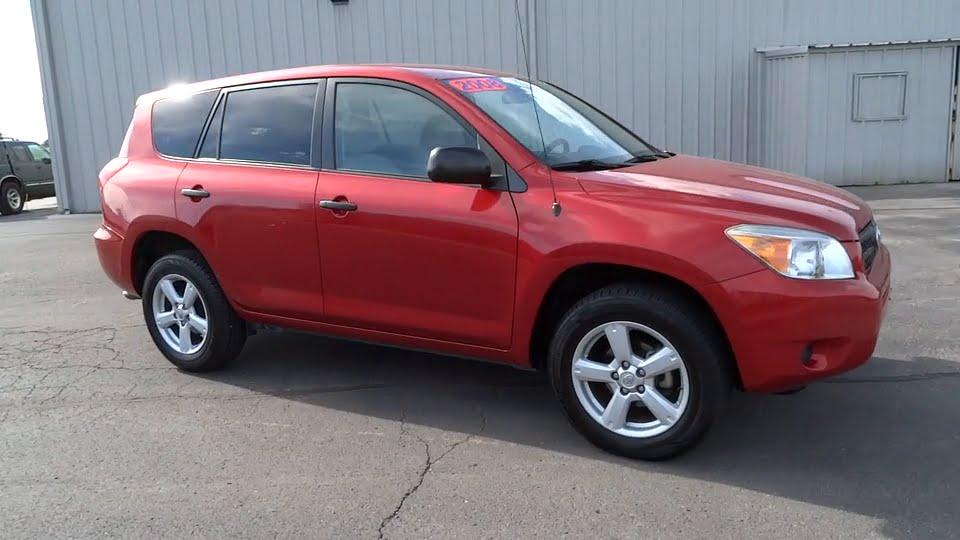 2008 Toyota Rav4 Muskogee Tulsa Broken Arrow Joplin