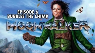 Questionable Power-Ups #6: Bubbles the Chimp from Michael Jackson's Moonwalker
