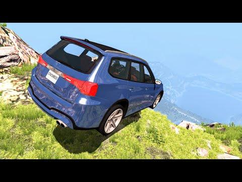Off Road Crashes & Fails #48 – BeamNG Drive | CrashBoomPunk