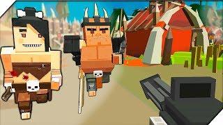 МИНИГАН ПРОТИВ АБОРИГЕН - Игра ZIC Zombies in City # 10 Игры андроид