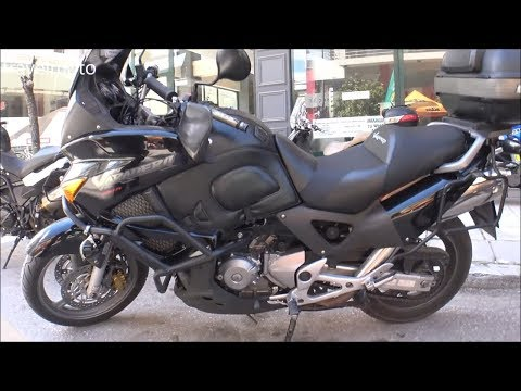 HONDA VARADERO adventure motorcycle