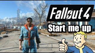 Fallout Start Me Up - Alternate Start Walkthrough