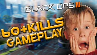 60 + Kills Gameplay (Black ops 3)
