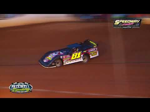 SNBS & Iron Man Qualifying Tazewell Speedway July 3, 2018