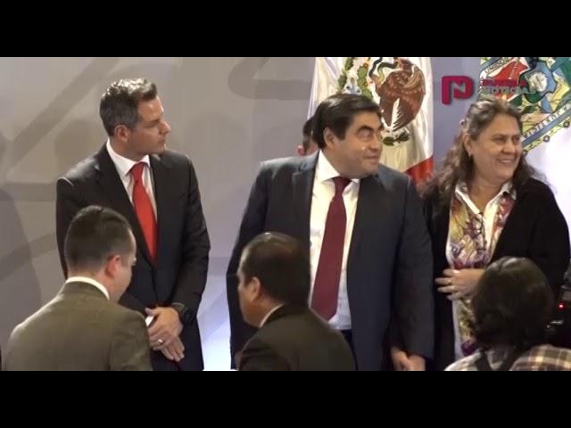 #SET #PueblaNoticias Barbosa Huerta clausura Concamin