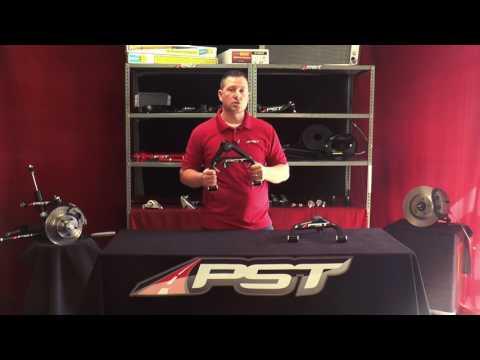 PST's C Body Mopar Tubular Control Arms