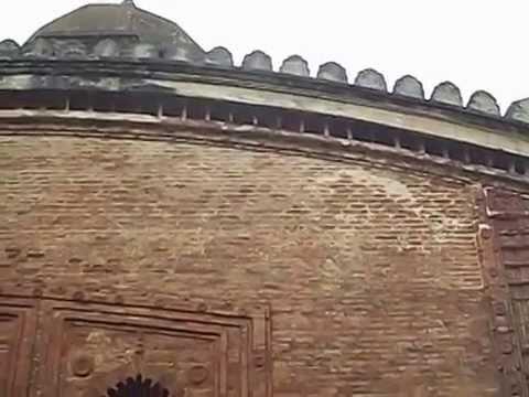 temple of Madanmohan in Bishnupur