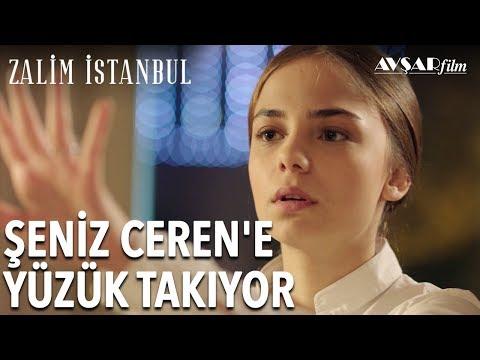 Şeniz Ceren'e Yüzük Takıyor | Zalim İstanbul 7. Bölüm