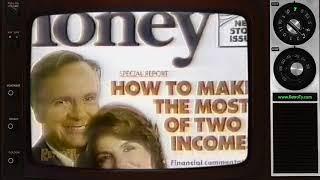 1982 - Money Magazine Subscription