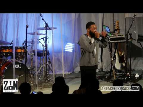 JGivens Performs at Christon Gray Live In London