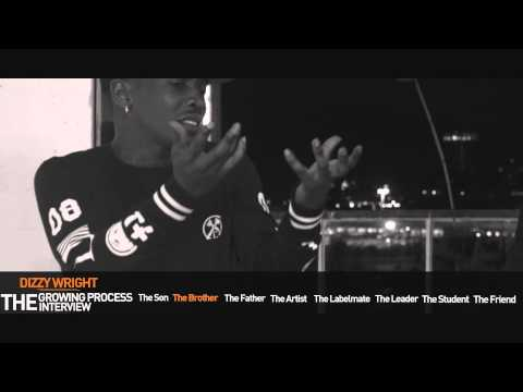 Dizzy Wright - The Growing Process - Interview