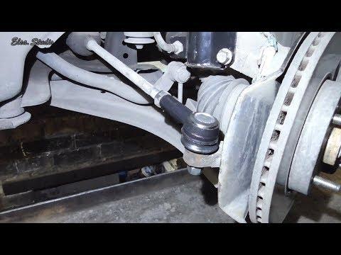Замена рулевого наконечника Chevrolet Epica