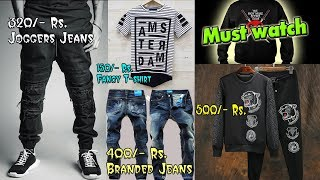 MIRA ROAD Cheap place to buy Branded Jeans, T-shirt, Shirt, joggers, (full men