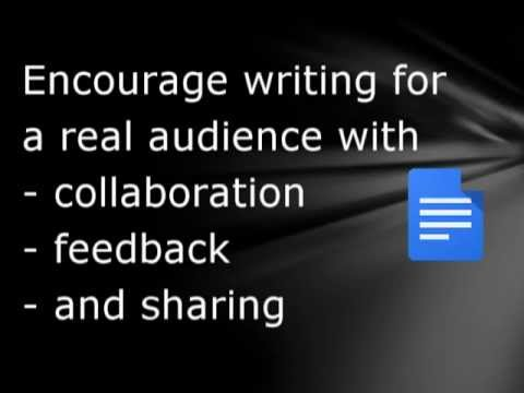 Collaboration with Google Docs in the classroom