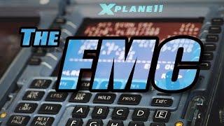 X Plane 11 - Basics [2/3] The FMC