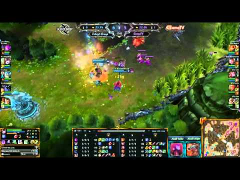[DTDV II] [Tuần 1] TLG vs Game TV [20.09.2012]