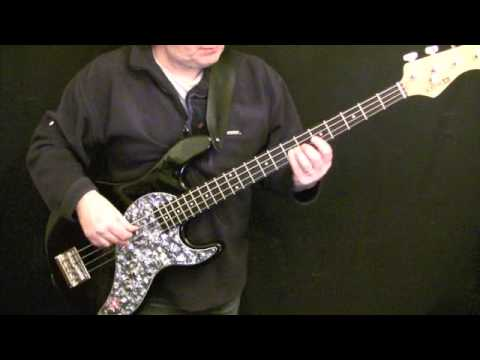 How to Play Bass To Birthday  The Beatles