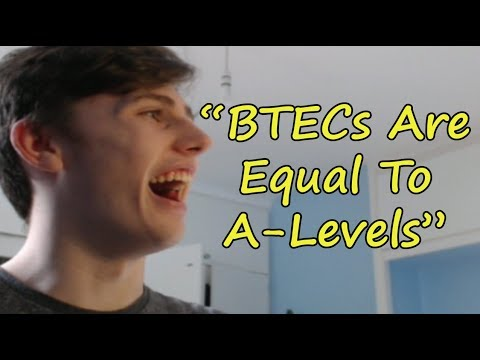 Reacting To BTEC Results... (Most Controversial Video Yet) + A Level Results