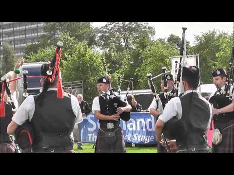 Scottish Borders: World Championships 2014