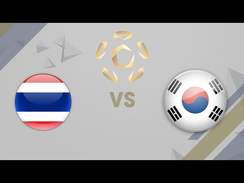 [02.04.2017]  ThailandB vs Korea [The Intercontinentals 2017]