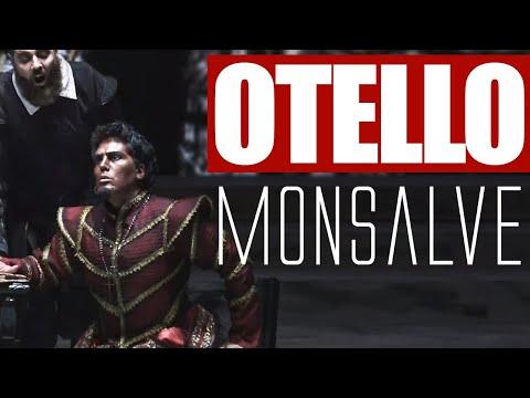 Giuseppe Verdi OTELLO full Opera HD Monsalve, Estevez, González, Navarro, Rettig, Navarrete