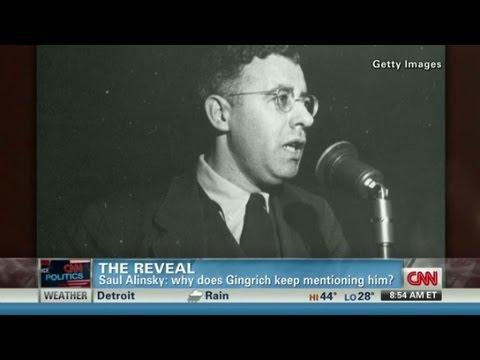 Who was Saul Alinsky?