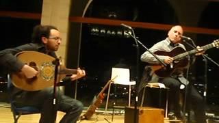 יהיה טוב - דיויד ברוזה, עידן טולדנו Yihye Tov - David Broza & Idan Toledano