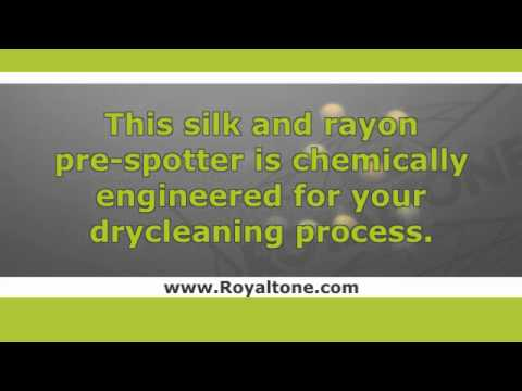 How to Dryclean Silk Without Streaks or Swales - For Dry Cleaners