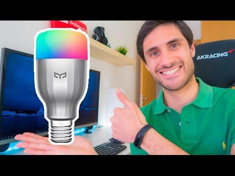 E27 9W LED RGB Bluetooth Speaker LED Bulb, E27 1W LED Bulbs - Unboxing & Hands-Onиз YouTube · Длительность: 8 мин44 с