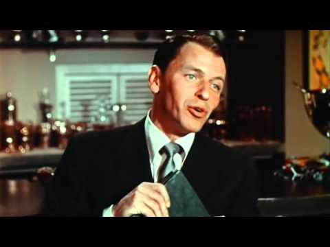 Frank Sinatra - Santa Claus is Coming To Town (widescreen)