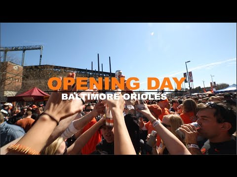 Turn Down for What @ Camden Yards | Baltimore Orioles - 2014