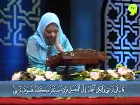 Akademi Al-Quran 3 - Separuh Akhir 1 - Sharifah