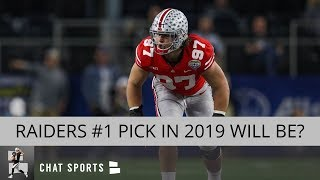Raiders 2019 NFL Draft: Selecting Nick Bosa, Quinnen Williams, Or Ed Oliver First Overall