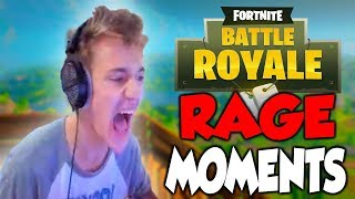 FORTNITE - WHEN PLAYERS RAGE