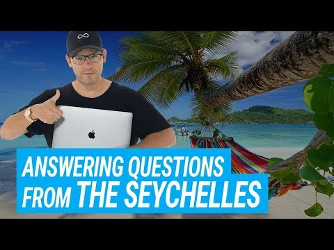 Questions With Tim Sykes From The Seychelles