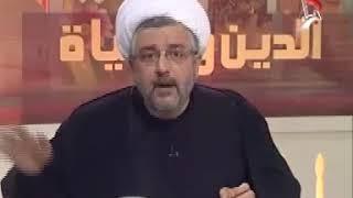 معنى أن الإمام المهدي عجل الله فرجه ليس في عنقه بيعة - الشيخ محمد كنعان