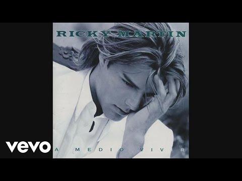 Ricky Martin - Volveras (audio)