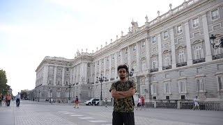 アキーラさん散策①スペイン・マドリッド・王宮!Royal Palace,Madrid,Spain
