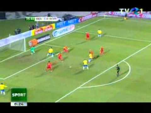 Brazilia - Romania 1-0 (8-6-2011) ver. 2
