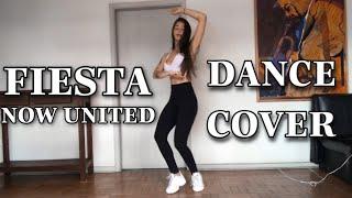 DANCE COVER // FIESTA - Now United *espelhado*